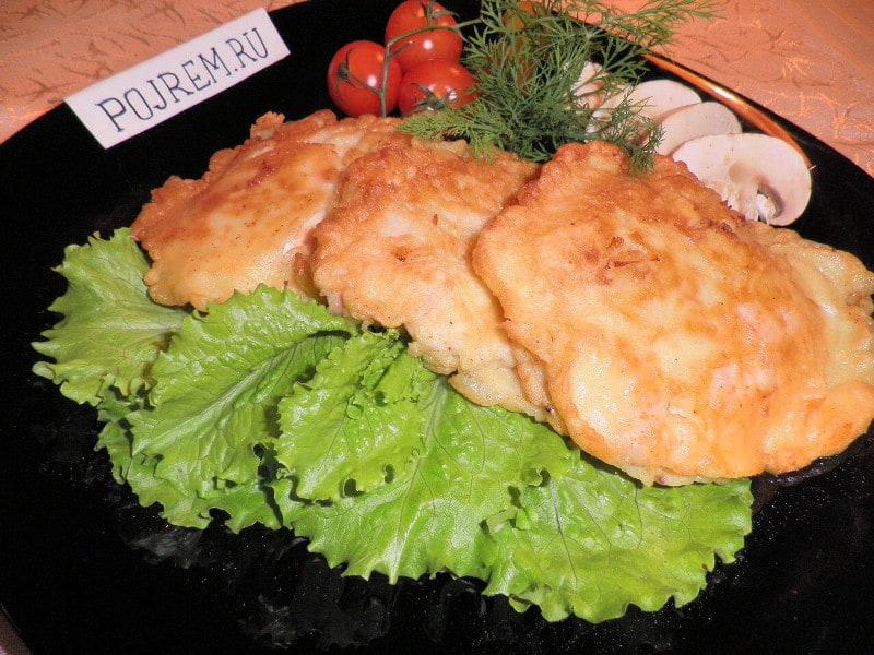 Как сделать кляр для рыбы. Вкусные рецепты | 600x800