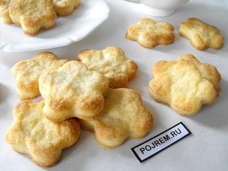 Печенье на сметане