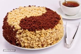 Торт «кудряш»