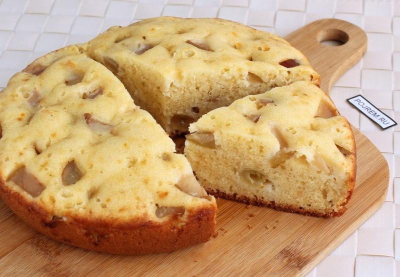 пирог в мультиварке рецепты с фото пошагово данной