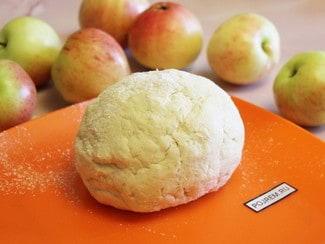 Песочное тесто на сливочном масле без яиц