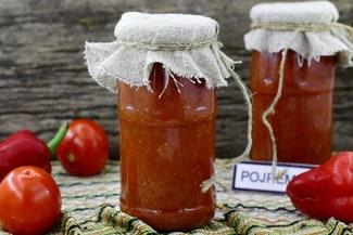 Кетчуп с яблоками на зиму
