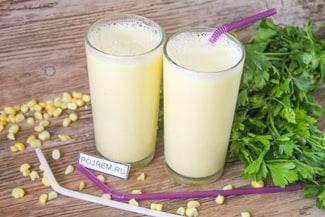 Кукурузное молоко