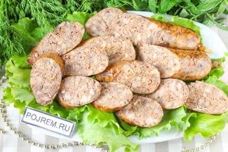 Куриная колбаса в домашних условиях