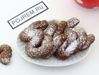 Печенье «Сабле»
