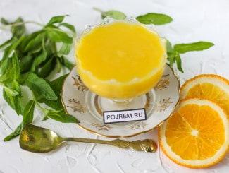 Апельсиновый курд