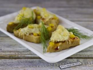 Запеченные бутерброды