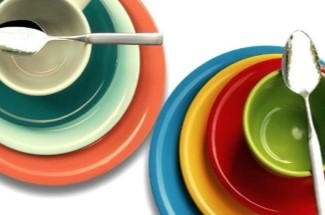 Как цвет, размер и форма тарелок влияет на наш аппетит? Интересные факты.