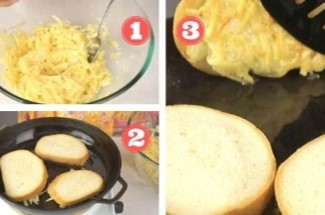 Простой бутерброд из советского детства, который мне часто готовила бабушка на завтрак