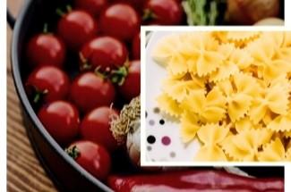 Ленивые макароны на сковороде (без варки). Полноценный ужин за полчаса для всей семьи.