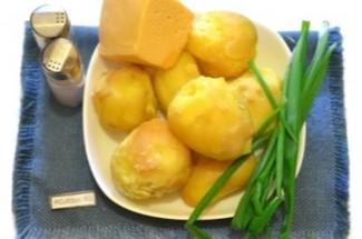 Что приготовить из оставшейся от салата картошки в мундире? Конечно же завтрак по-швейцарски!