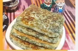 Самые вкусные узбекские лепешки, которых сколько ни приготовь — всегда мало