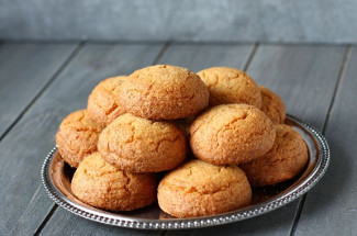 За 5 минут смешиваю ингредиенты и 10 минут выпекаю — рецепт печенья для ленивых