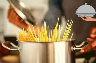 За 20 минут готовлю ресторанное блюдо из обычных макарон, сливок и масла
