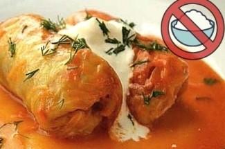Голубцы из старой кулинарной книги «Блюда закарпатской кухни», вкуснее которых я в жизни не ела