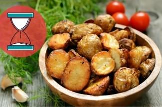 А вы знали, что можно пожарить картошку за 7 минут? Делюсь своим способом