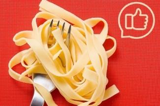 Сыр + яйца = макароны! Вся семья теперь ест только их, магазинные не признаём