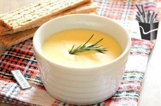 Простейший сырный соус как в Макдональдсе за 15 минут. С ним мои дети едят все!