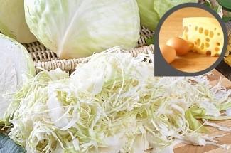 Неожиданно вкусный гарнир из молодой капусты. Съедается без остатка даже теми, кто овощ не жалует