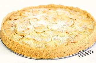 Яблочный почти торт со сметанной заливкой, но готовится намного проще. Устоять невозможно!