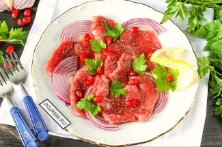 Закуска из сырого мяса — это восхитительно. Едим каждый день и не надоедает