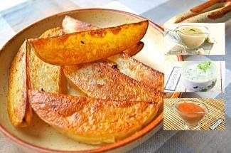 3 простых соуса для разнообразия вкуса привычной картошки, которые мало кто пробовал