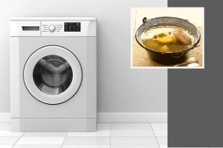 Как приготовить суп в стиральной машине
