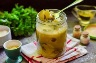 Как выдать кабачки за грузди: 3 рецепта изумительно вкусной закуски на зиму