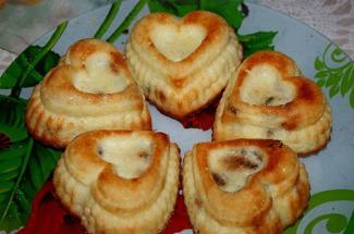 Сырники в формочках, которые не надо жарить — полезный вариант любимого завтрака