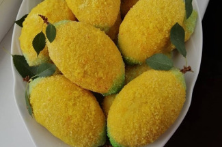 «Лимончики»: простейшие пирожные, которые под силу даже дилетантам