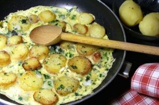 «Крестьянский» завтрак: муж говорит, что и бояре бы не отказались от такой вкуснятины