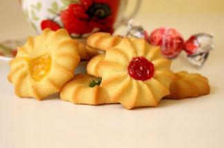 Песочное печенье на растительном масле: экономно и вкусно