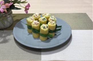 Делюсь рецептом закуски, которая первой исчезает со стола: «Сырные стаканчики»