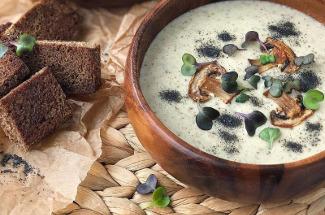 3 простых кремовых супа, которые помогут разнообразить ваши обеды