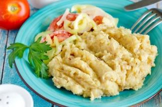 Пюре из жареной картошки: вкусное и простое блюдо, которое приятно удивит даже гурманов