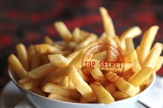 Секрет очень хрустящей картошки от моего мужа. Всё же очевидно, но я не додумалась