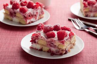 4 десерта из малины, которые очень нравятся детям (взрослые тоже их едят с удовольствием)