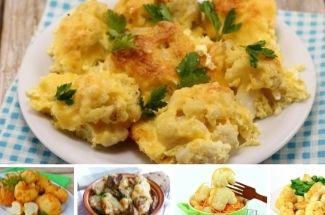 Открываем сезон цветной капусты. Топ 5 полезных и простых блюд на любой вкус