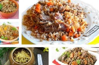 Нелюбимая гречка может стать любимой, если научиться ее готовить вкусно. 5 рецептов с полезнейшим продуктом никого не оставят равнодушным