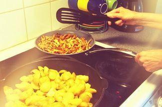 Приготовила лисички по рецепту от Макаревича. Рассказываю, что вышло