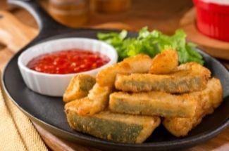 Оказывается, из кабачков тоже можно приготовить деликатес. В день знаний удивила всех родственников