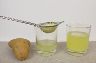Подсадила всю семью на картофельный сок. Рассказываю, как и зачем его готовлю