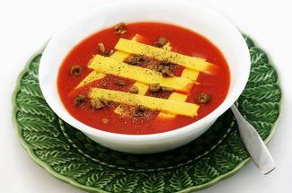 Кормлю мужа супом без мяса из «некрасивых» помидор, он в восторге. Рассказываю чудо-рецепт