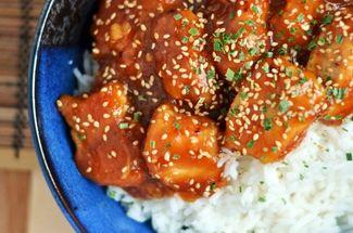Стала курицу на праздник готовить только «по японски»! Очень пикантная, с необычным соусом, готовится легко