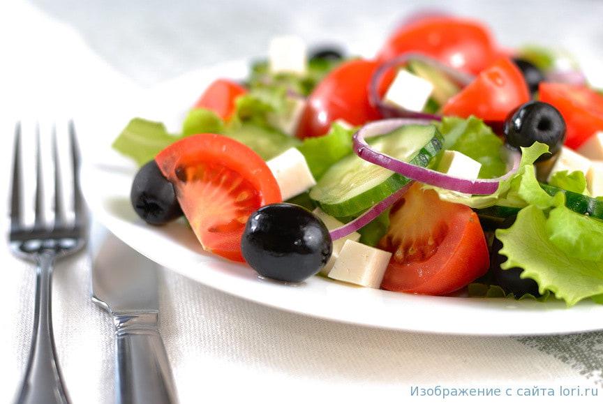 салат ленивые роллы рецепт с фото