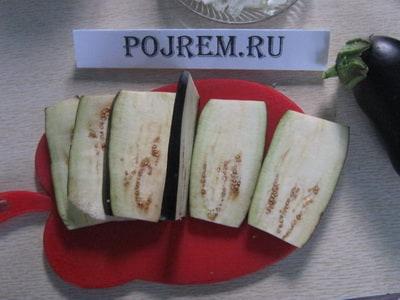 Рецепт: Баклажаны с чесноком - все рецепты России 76