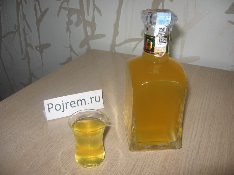 ликер апельсиново-кофейный