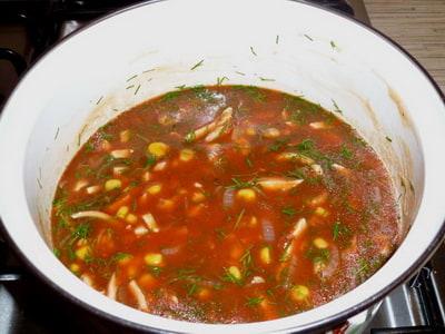 Как приготовить вкусный томатный сок в домашних условиях 490