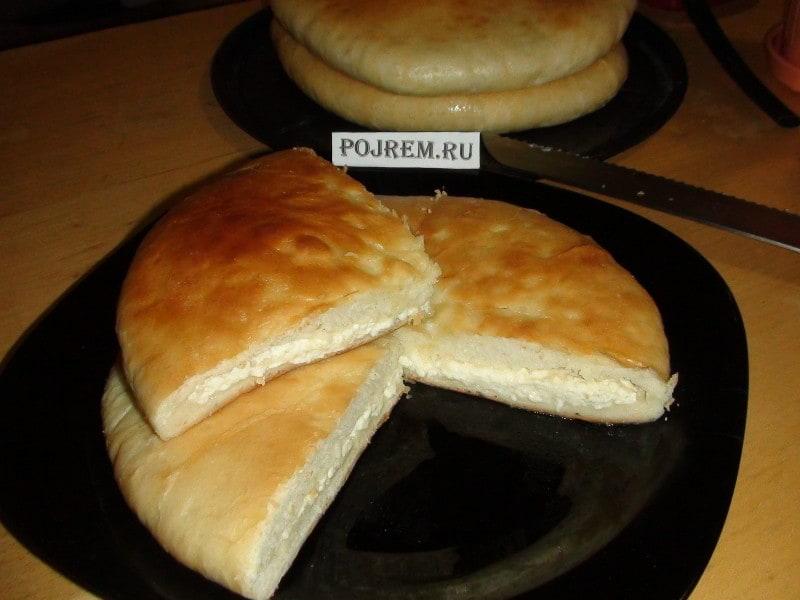 Настоящий осетинский пирог - пошаговый рецепт с фото на 25