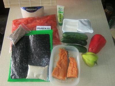Как приготовить роллы в кляре домашних условиях